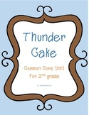 Thunder Cake Common Core Unit Plan: Activities, Writing Craftivity, & Assessment