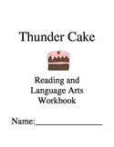 Thunder Cake ~ Patricia Polacco ~ Language Arts Workbook ~ 2nd Grade
