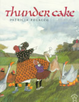 Thunder Cake Quiz
