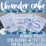 Thunder Cake Reading Comprehension Toolkit