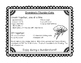 """ Thunder Cake ""  by Patricia Polacco: Task Cards"