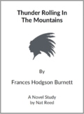 Thunder Rolling In The Mountains - (Reed Novel Studies)