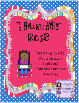 Thunder Rose Weekly Reading Packet (Scott Foresman Reading