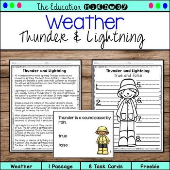 Weather Freebie Sampler