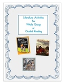 Thundercake, Stone Soup, Ruby the Copycat book activities 2nd grade