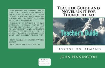 Thunderhead by Neal Shusterman Teacher's Guide and Novel Unit