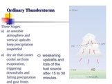 Thunderstorm & Tornado Presentation (weather supercell)