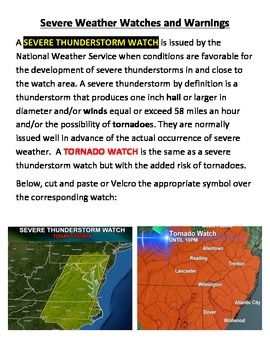 Thunderstorms and Tornadoes (Acclaimed by Meteorologists)