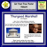 Thurgood Marshall Poster