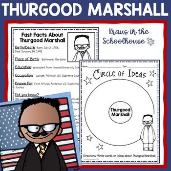 Thurgood Marshall Activities