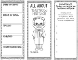 Thurgood Marshall - African American Research Project Interactive Notebook