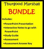 Thurgood Marshall BUNDLE-  3rd Grade Social Studies
