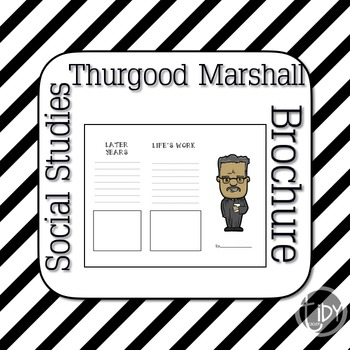 Thurgood Marshall Brochure