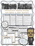 Thurgood Marshall Differentiated Reading Passages
