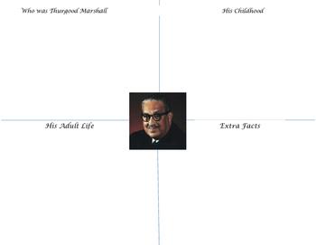 Thurgood Marshall Graphic Organzier