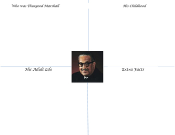 Thurgood Marshall Graphic Organzier