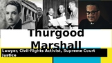 Thurgood Marshall Highlighted Text