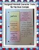 Thurgood Marshall : Interactive Notebook Activities