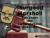Thurgood Marshall KWL Chart