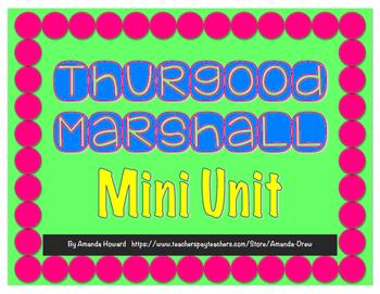 Thurgood Marshall Mini Unit