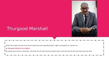 Thurgood Marshall PowerPoint