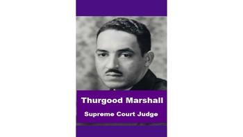 Thurgood Marshall PowerPoint Presentation