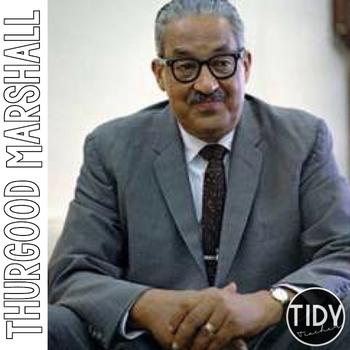Thurgood Marshall Printables