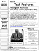Famous Americans: Thurgood Marshall SS & Literacy Unit - Interactive Notebook