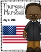 Thurgood Marshall Biography Research Bundle {Report, Trifo