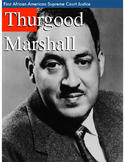 Thurgood Marshall Writing Pages **FREEBIE**