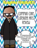 Thurgood Marshall's Language Review {Common Core Language Arts Practice}