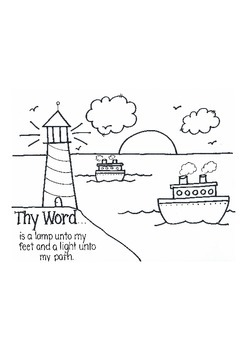 Thy Word is a Lamp...Lighthouse