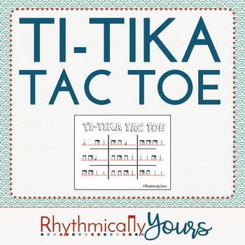 Ti-Tika Tac Toe - Music Game