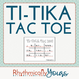 Ti-Tika Tac Toe - Music Game