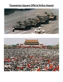 Tiananmen Square Investigation Project