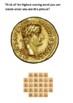 Tiberius (42 BC - 37 AD) Handout