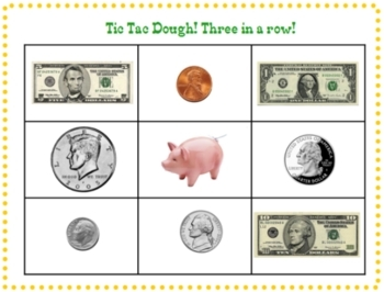Tic Tac Dough - Money Bingo