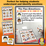 Tic-Tac-Emotions Game