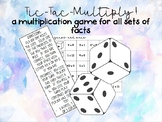 Tic-Tac-Multiply!