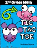 Tic Tac Toe {2nd Grade Math}