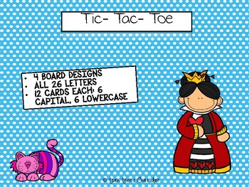 Tic-Tac-Toe ABC
