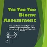 Tic Tac Toe Biome Assessment