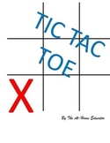 Tic-Tac-Toe Board Game for any Subject