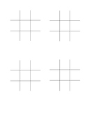 Tic Tac Toe Boards and Tips for their use
