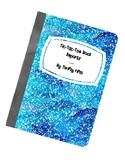 Tic-Tac-Toe Book Report
