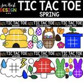 Tic Tac Toe Clipart -  Spring Clip Art  - Jen Hart Design