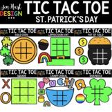 Tic Tac Toe Clipart -  St. Patrick's Day Clip Art  - Jen H