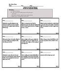 Tic-Tac-Toe Common Core Read and Respond