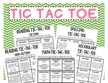 Tic-Tac-Toe Discussion Boards