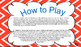 Tic-Tac-Toe Game Addition/Subtraction Problem Solving